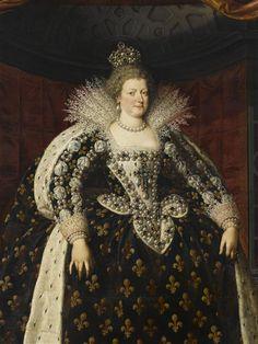 Maria de' Medici Frans Pourbus the Younger (detail).jpg