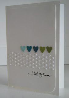 stampin with beemybear: In between ...