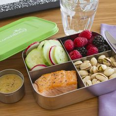 Smart Stainless Steel Lunchboxes.