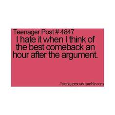 teenage posts   Tumblr
