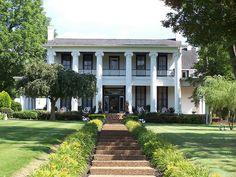 Loretta Lynn's Plantation Home in Tennessee