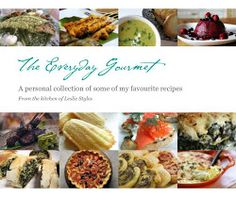'The Everyday Gourmet' by Leslie Styles