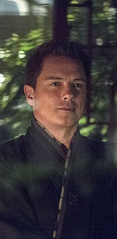 Arrow - John Barrowman as Malcom Merlyn