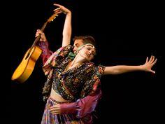 """Música Gypsy russo e dança """"Dois Violões"""""""