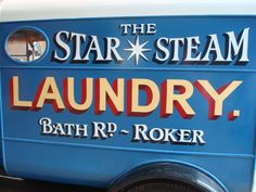vintage sign writing - Google Search