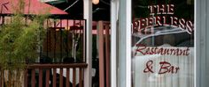 Historic Boutique Hotel in Ashland, Oregon 4th Street, Central Oregon, Restaurant Bar, A Boutique, Neon Signs, Restaurants, Restaurant
