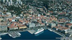 Rijeka w Chorwacji #chorwacja #kvarner #rijeka