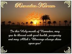 The Blessed month of Ramadan is upon us. Wish your loved ones Ramadan Mubarak. Best Ramadan Wishes and Greetings for this Ramadan. Ramadan Images and Quotes. Happy Ramadan Mubarak, Ramadan Cards, Ramadan Greetings, Eid Mubarak, Ramadan Wishes Messages, Birthday Wishes Messages, Ramzan Wishes, Ramadan Is Coming, Dua In Arabic