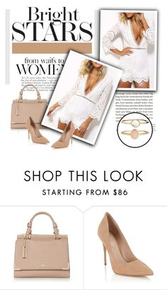 """Untitled"" by betty-hs ❤ liked on Polyvore featuring Lipsy and Accessorize"