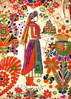 Lakatos Artur: Franciaországi tanulmányút 1905-ben Hungary, Folk Art, Costumes, Patterns, Illustration, Painting, Block Prints, Popular Art, Dress Up Clothes