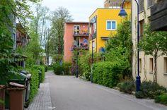 Vauban, Freiburg -hållbara stadsdelars förebild - BRF-experterna