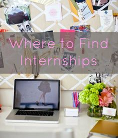 Currently I am in the process of trying to find an internship for the summer and I'm sure you all know that it is no easy task. There are some many different websites where you can look for and apply to internships it can be really overwhelming. During my search I have found some websites …