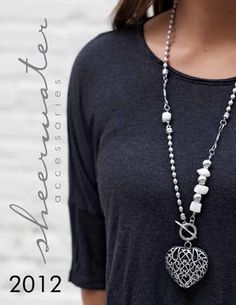 Sheerwater Jewellery now available at The GIFT BOX!