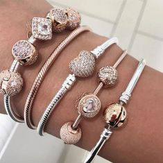 Today is an exciting day on the Pandora calendar as the Autumn 2017 collection launches worldwide! With lots of geometric designs and metallic colours, this collection is rather a sparkling and stylised affair. There are new piece for the Pandora Rose and Essence lines as well as Moments, too – and even a Pandora Rose/Essence … Read more...