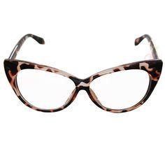 cat eye glasses | 1950's Cat Eye Glasses | Rockabilly | Retro | Costume | Grease ...