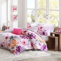 Intelligent Design Olivia Comforter Set & Reviews | Wayfair