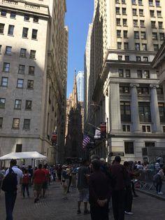 Wall Street - Financial District
