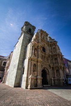 Basílica de Nuestra Señora de la Soledad, Oaxaca, Mexico | Fernando Toledo on 500px