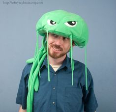 Jellyfish Hat!