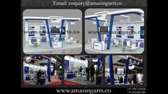 Exhibition Stall Fabricators In London : Best exhibition stall designer exhibition stand constructor