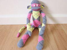 Ok, ok, I love sock monkeys!!!