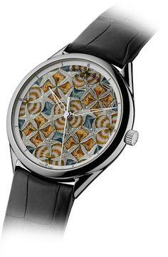 Vacheron Constantin Shell Watch....beautiful piece of artwork. My my my, oh oh oh....