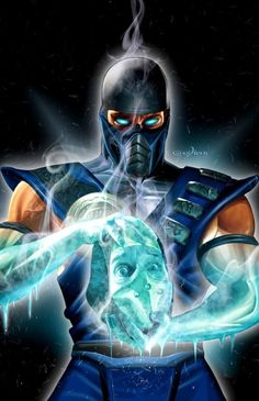Sub Zero From Mortal Combat