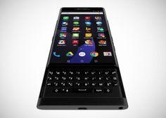 Filtraciones sobre el BlackBerry Venice un Android con teclado deslizante