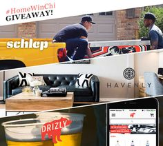 Deliver/Decorate/Drink – a unique giveaway valued at over $500. #HomeWinChi  http://virl.io/wDjPKzlw