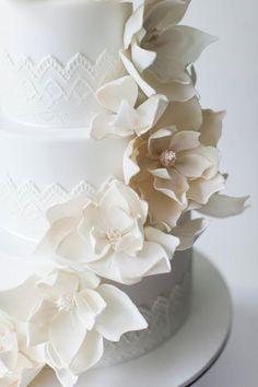 Amazing Cake Flowers