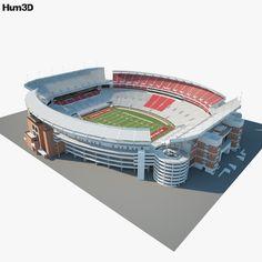 Football Coaching Drills, 3d Model Architecture, Stl File Format, Hidden Objects, Cinema 4d, Baseball Field, Models, Templates, Fashion Models