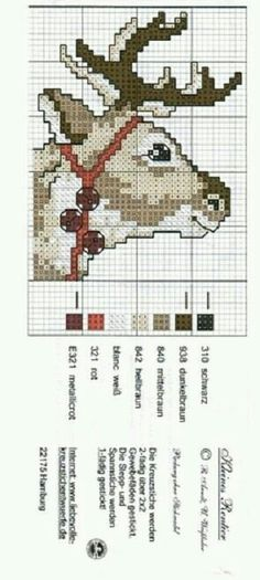 The Grinch Cross Stitch Free Pattern with DMC color chart on The Cedrus Xmas Cross Stitch, Cross Stitch Needles, Counted Cross Stitch Patterns, Cross Stitch Charts, Cross Stitch Designs, Cross Stitching, Cross Stitch Embroidery, Motifs Perler, Peler Beads