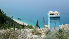 View from Kalamitsi #Lefkada #Lefkas #Greece by GoSouthEast, via Flickr