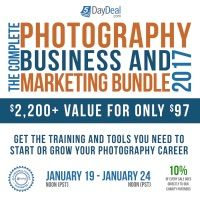 The Best Photography Business Bundle of 2017 is Available Now