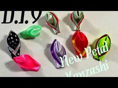 """Всем привет! Вэтом видео я покажу вам очень красивый и интересный,новый лепесток канзаши из ленты 2.5 см! Приятного просмотра! Смотреть другие мои мастер-классы : Новый лепесток канзаши """" Калла""""/New Petal Kanzashi """" Calla Lily""""/D.I.Y https://www.youtube.com/watch?v=MhFh3s0m0LM&t=61s Интересные.."""
