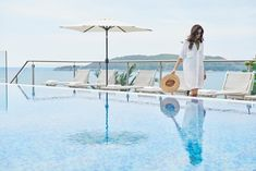 Discover Falkensteiner Hotel Montenegro a hotel located near the beach in Budva, Montenegro. Enjoy your next holidays in Budva at our hotel! Next Holiday, Enjoying The Sun, 4 Star Hotels, Relax, Outdoor, Beach, Beautiful Hotels, Outdoors