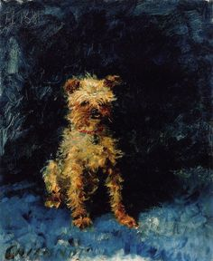 Margot byHenri de Toulouse-Lautrec (1881) nycbrusselsgriffon:  Margot is most certainly a Griffon.  Henri Marie Raymond de Toulouse-Lautrec-Monfaor simplyHenri de Toulouse-Lautrec(French pronunciation:[ɑ̃ʁi də tuluz loˈtʁɛk]; 24 November 1864 – 9 September 1901) was a French painter,printmaker,draughtsman, andillustrator, whose immersion in the colourful and theatrical life of Paris in the late 1800s yielded a collection of exciting, elegant and provocative images of the modern and…