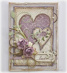 "Beautiful ""Love"" Card"