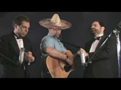 VIDEO: Mexican Hat Dance by The Four Squeezins