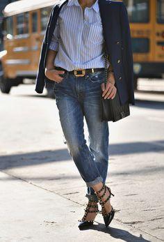 HallieDaily-Navy-Blazer-RockStud-Shoes
