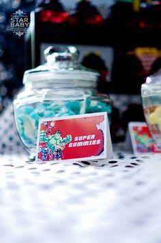 Superhero Gummies fr