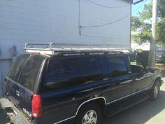 Chevy Suburban Roof Rack