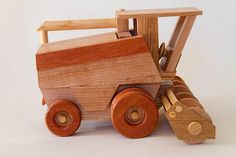Wooden models #woodworkingforkids