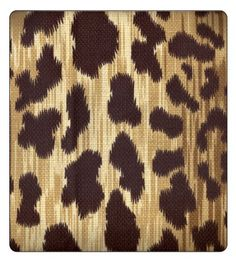 Upholstery Fabric for Upholstery 54 Leopard Print