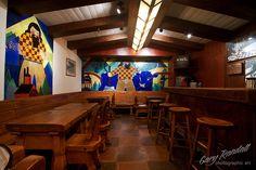 The Blue Ox Bar Timberline Lodge Mt Hood Oregon - rehearsal dinner location