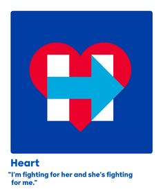 """I'm fighting for her and she's fighting for me."" Click this pin to join the official Hillary Clinton campaign!"