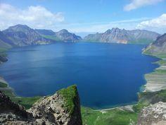 Heaven Lake (Tianchi), China