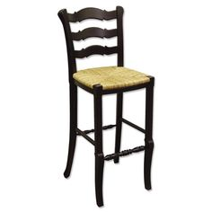 Provence Ladder Back Bar Stool in 8 Appealing Colors