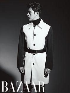 GO SOO FOR HARPER'S BAZAAR KOREA'S OCTOBER 2013 ISSUE