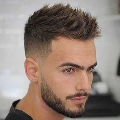 Herren Tolle Frisuren Mode Trends